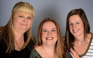 Your KinderCare of Mt Olive Management Team (from left to right):