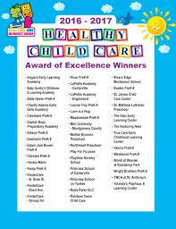 Get Up Healthy Childcare