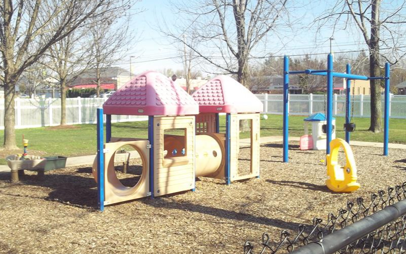 Infant and Toddler Playground
