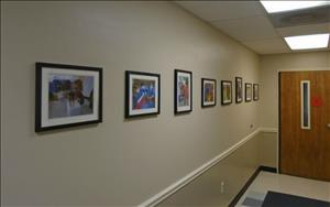 We love to display pictures of our students learning!