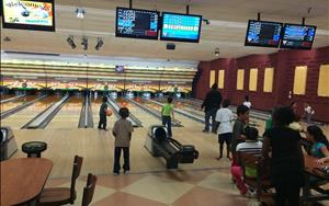 Field Trip to Bowling