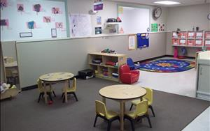 Discovery Preschool Room: Home Living