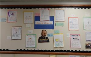 """I Have a Dream"" Literacy Activity"