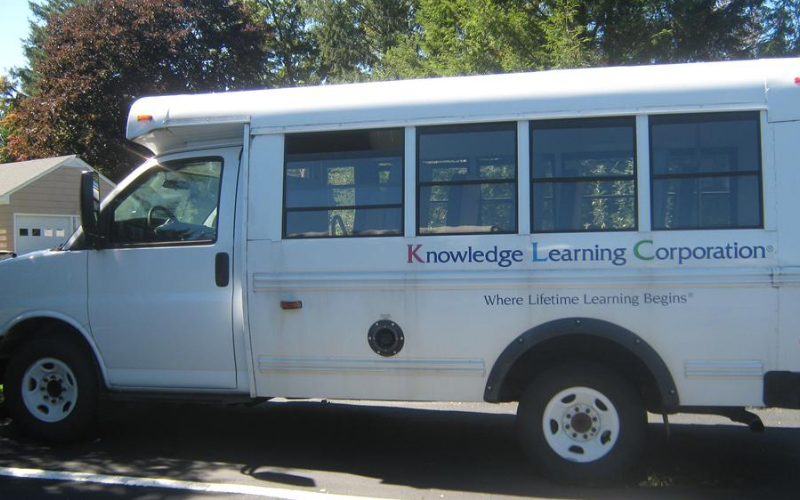 KinderCare Bus