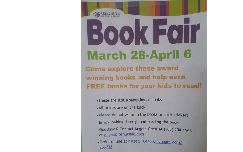 Book Fair at KinderCare!