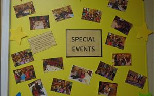 We loves to showcase our Special Events and families are provided monthly opportunities to engage in community socials.