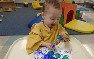 Age-appropriate activities and