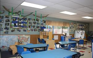 Our School Age classroom