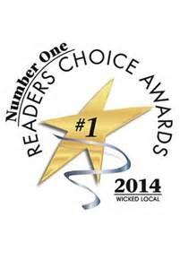 Wicked Local Best Of / Reader's Choice Award