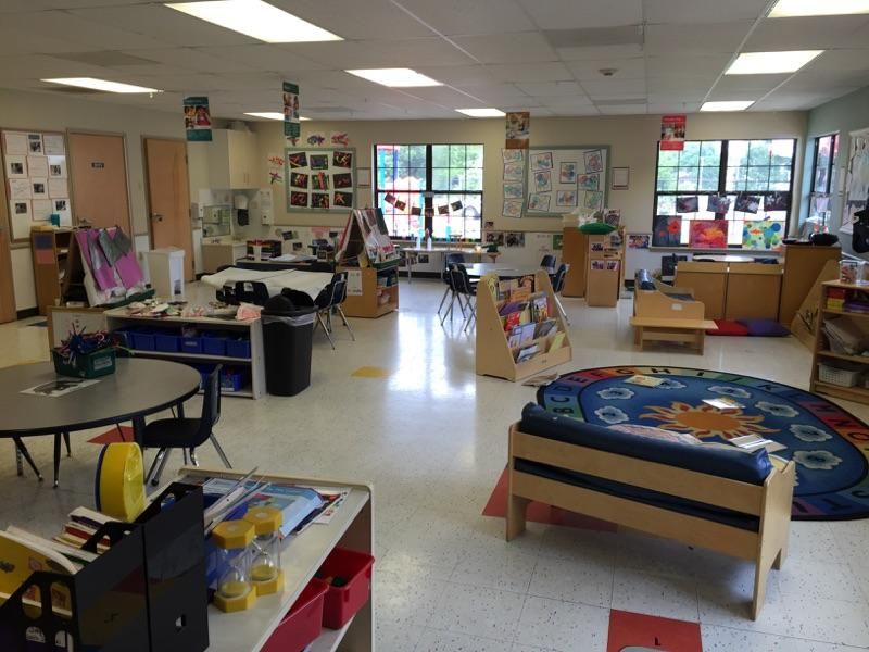 Prekindergarten Classroom (Fours and Fives)