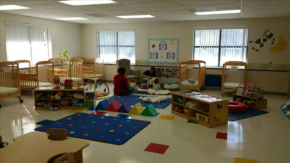 Early Foundations Infant Classroom