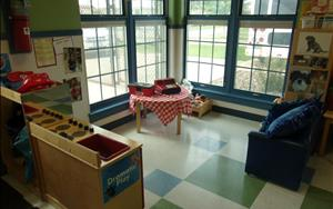 Preschool Two Classroom