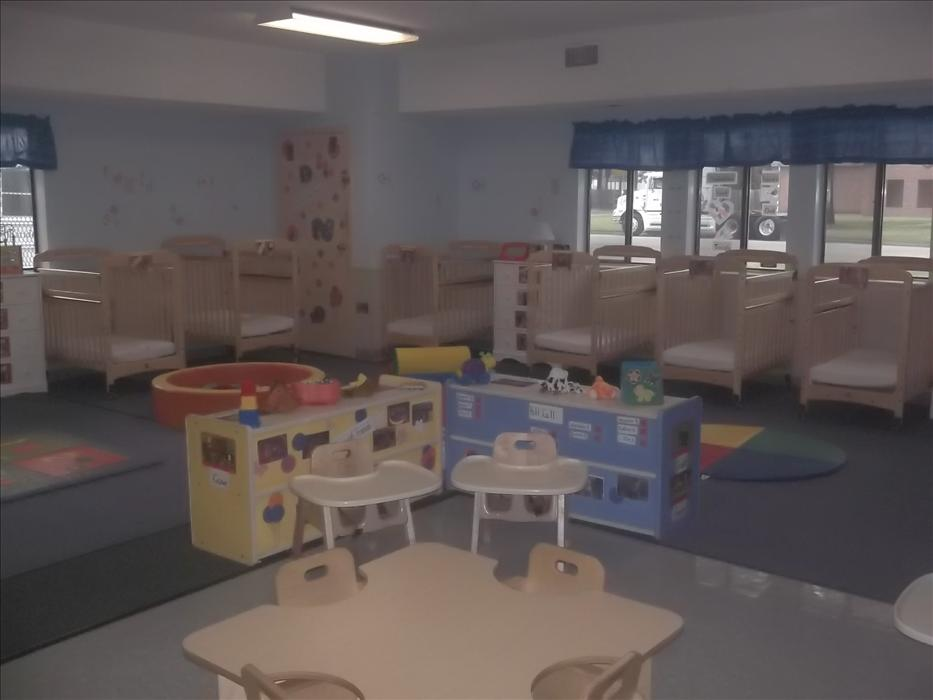 "Infant Classroom A (""Waddlers"")"
