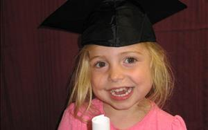 Our Pre-kindergarten graduates are very prepared when they enter Kindergarten!