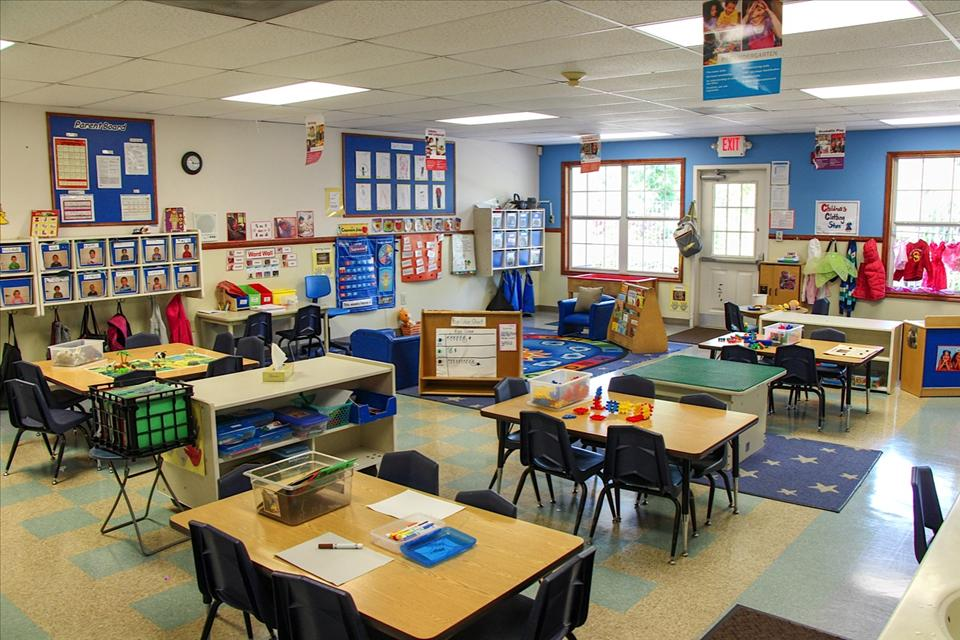Our PreKindergarten room is consistently enhanced to allow our children to truly experience the subjects they are learning.