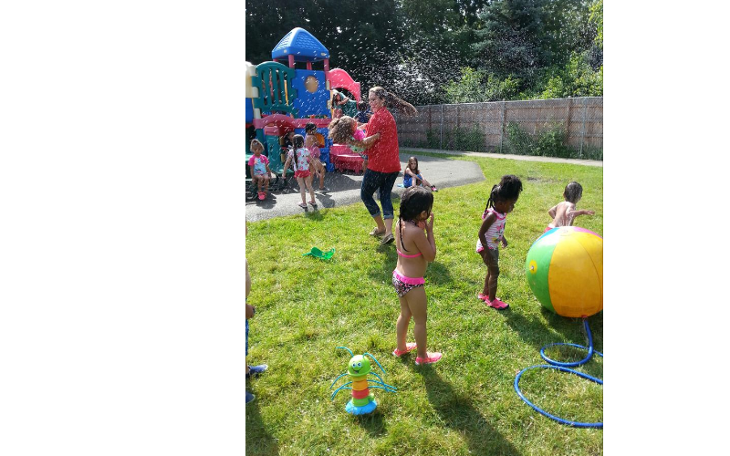 Summer time fun with our toddlers is part of our everyday excitment. From water play to exploring some fun and the sun!!