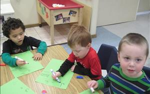 """J"" Is for Jelly Beans in the Preschool Classroom"