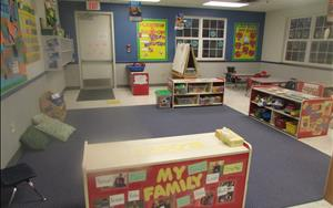 Discovery Preschool-designed for our older toddlers.