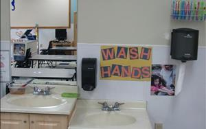 While learning to be successful in kindergarten, we are also instilling health and safety skills in our students.  Children learn how and when to properly wash their hands as well as proper teeth brushing skills.