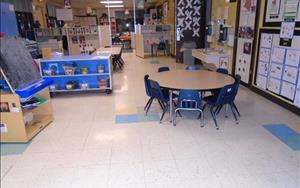 Early Foundations Preschool Classroom