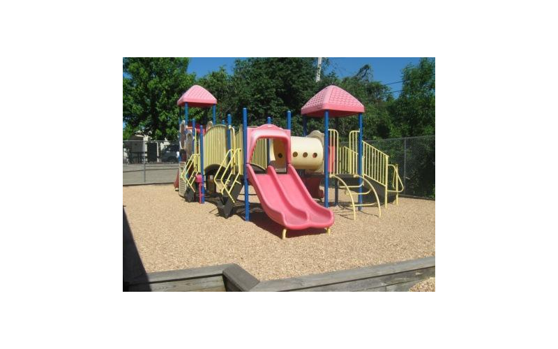 Preschool and Prekindergarten Playscape