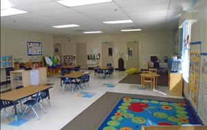First, Second, and Third Grade Classroom