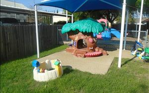 Infant/Toddler Playground