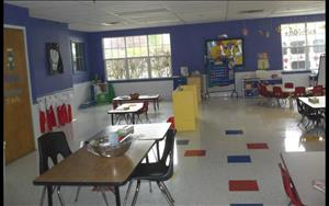 Learning Adventures Room