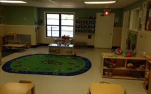 Our classrooms are built around learning environments that provide children a safe place to explore and discover.