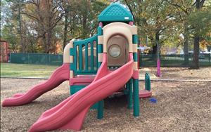 School Age and Pre-K playground