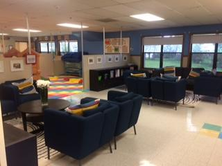 Parent Lounge Area