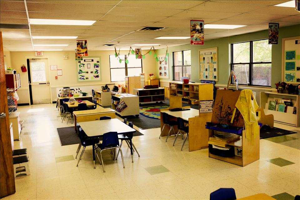 Our preschool classroom lends a variety of learning areas to academically prepare our students for Pre-kindergarten.