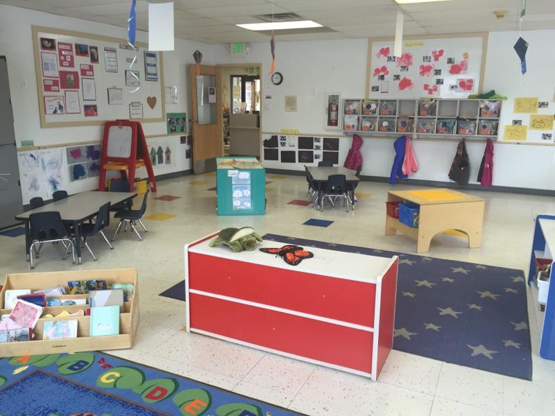 Our Discovery Preschool Classroom