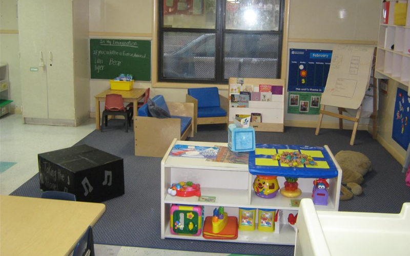Discovery Preschool Classroom (Two Year Old's)