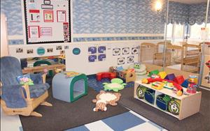 Welcome to our Infant room!  We are so happy to be a part of your infants first stages!