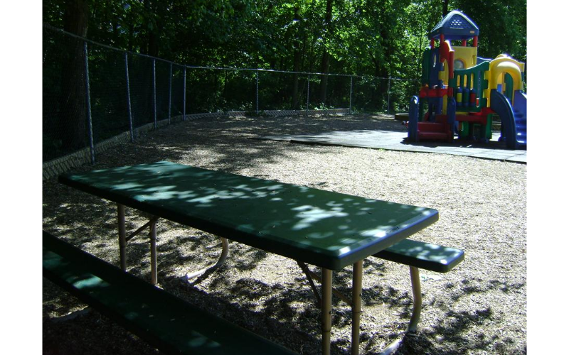Plenty of Natural Shade on Our Playgrounds
