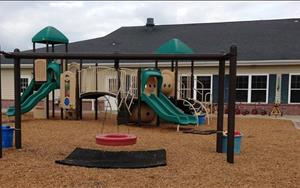 Preschool and School-age Playground