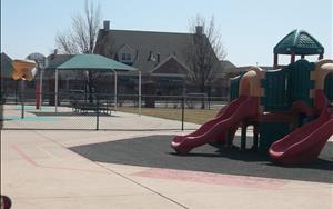Preschool and Prekindergarten Playground