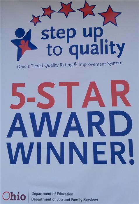 Step Up To Quality Star 5
