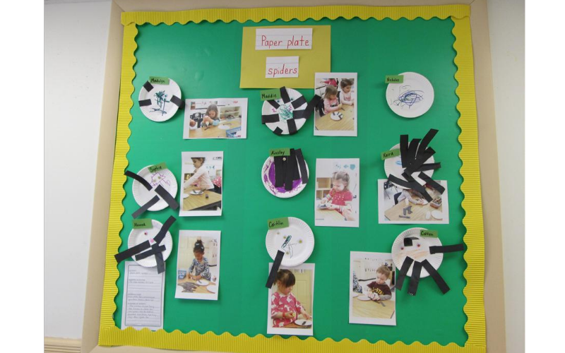 Preschool Display