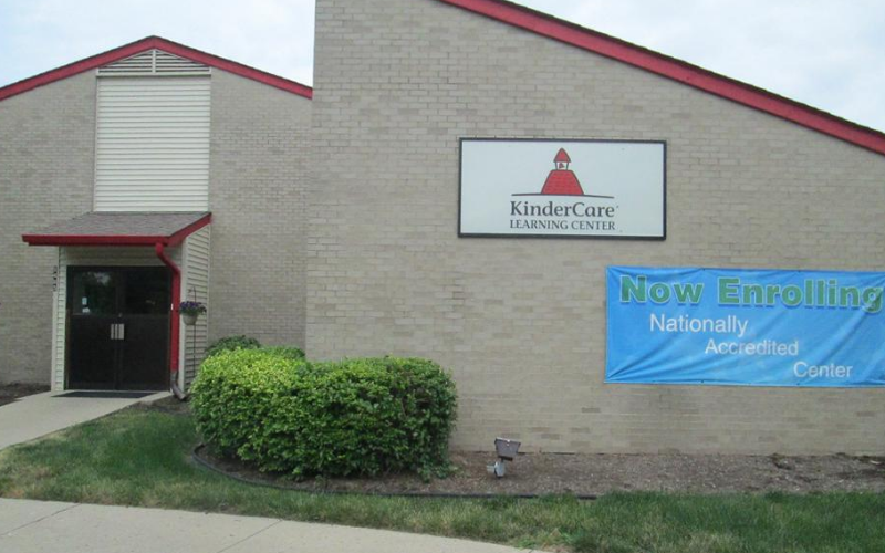 Woodfield Crossing KinderCare Front