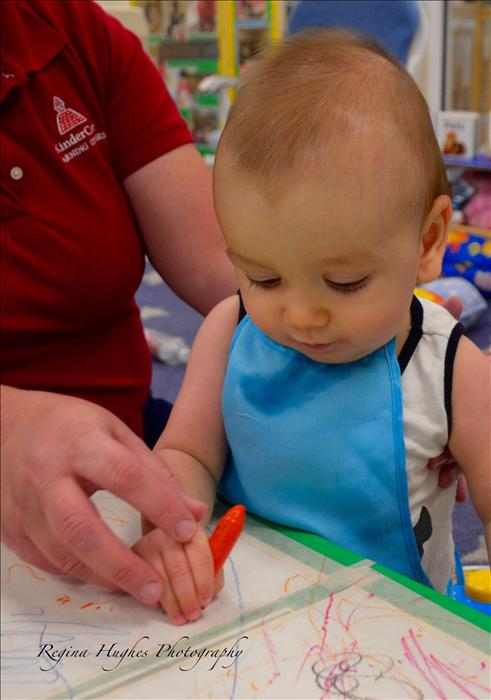 Infants - We introduce types of activities for infant to preform fine motor skills.