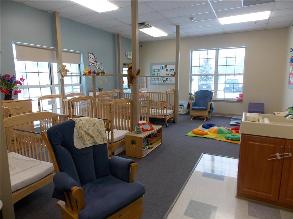 Younger Infant Classroom