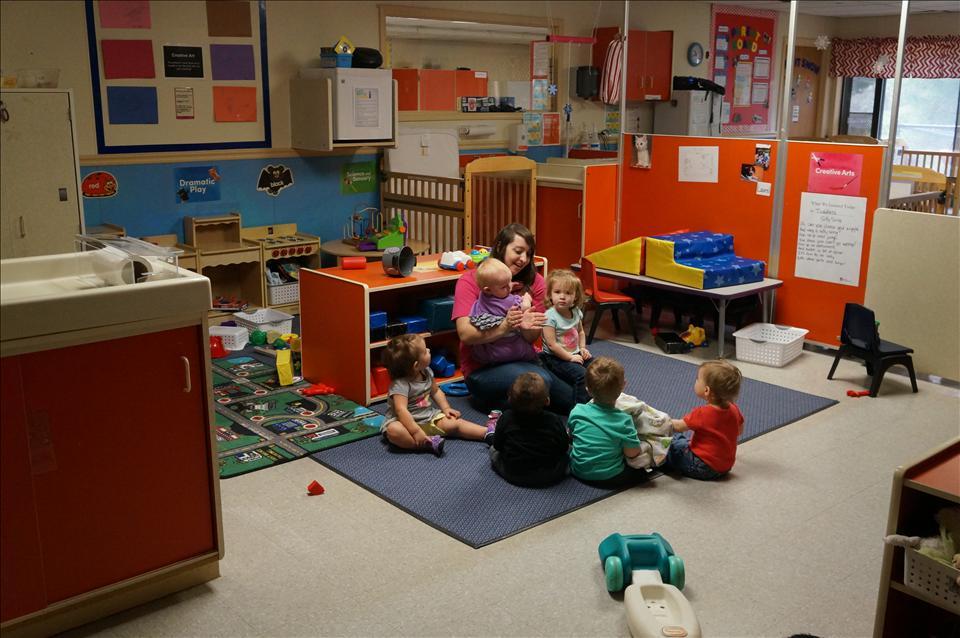 Modular Classroom Portland Oregon : Powell kindercare daycare preschool early education