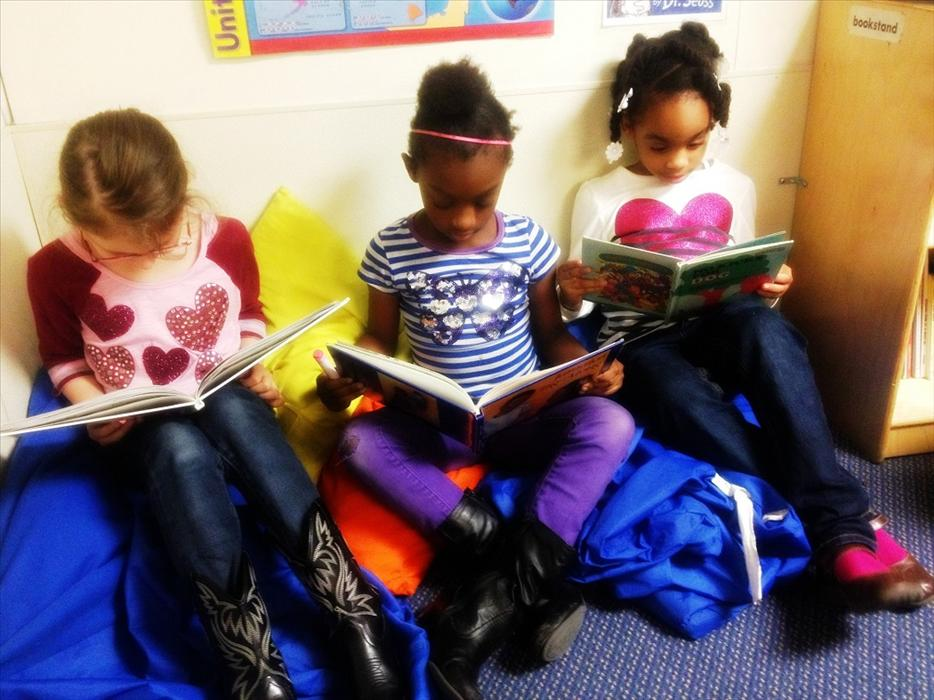 Even after school's out for the day, children need to be engaged in a comfortable, yet stimulating environment.