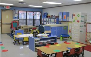Now enrolling in our toddler and twos Discovery Preschool Classroom