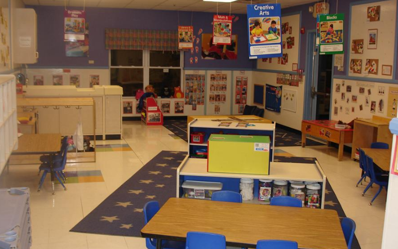 Two's Classroom