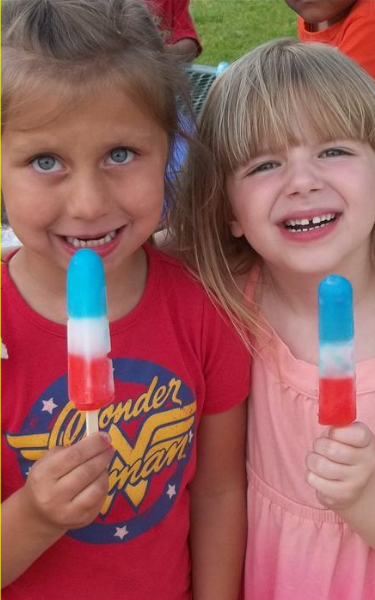 Prekindergarten Classroom - Popsicles for Treats