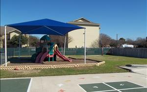 Pre-K/School-Ager Playground