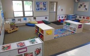 Our Toddler Classroom!